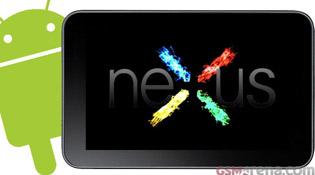 Google sẽ ra mắt máy tính bảng Nexus 7 inch tuần tới