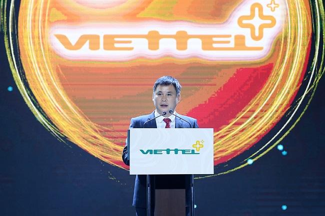ông Cao Anh Sơn, Tổng Giám đốc Tổng Công ty Viễn thông Viettel