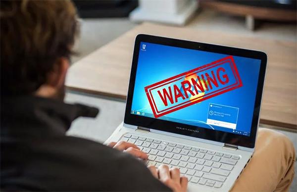 Chính phủ Mỹ công bố cảnh báo nghiêm trọng tới người dùng Windows