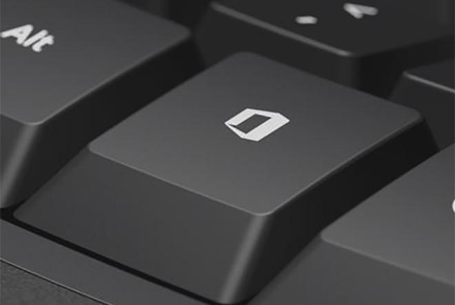 Microsoft cân nhắc bổ sung phím Office riêng biệt trên bàn phím