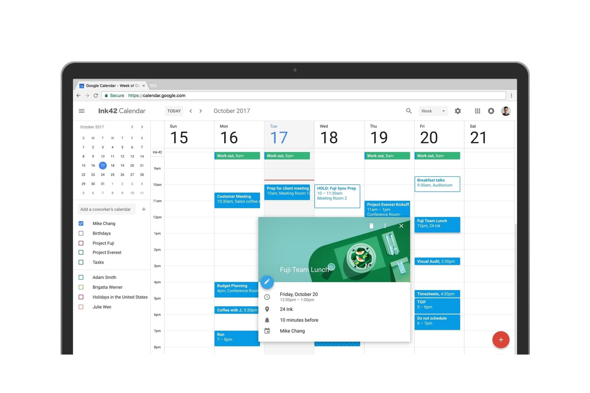 """Google Calendar bị """"sập"""" trên diện rộng"""