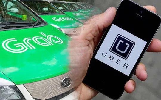 Vụ Grab thâu tóm Uber 'không vi phạm' Luật Cạnh tranh