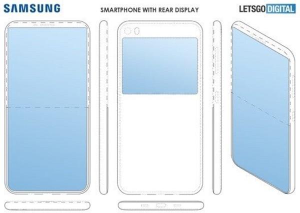 Samsung đăng ký bằng sáng chế điện thoại hai màn hình
