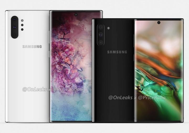 Samsung Galaxy Note10 sẽ ra mắt vào ngày 7 tháng 8?