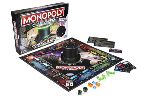 Game cờ tỷ phú (Monopoly) có phiên bản mới, sử dụng AI làm ngân hàng