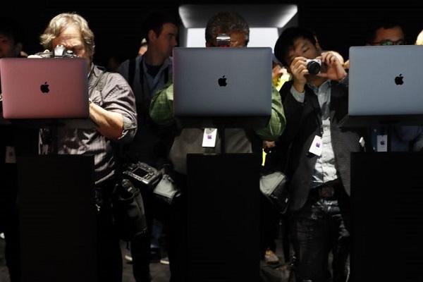 """Apple thu hồi một số chiếc MacBook Pro do """"có thể xảy ra các nguy cơ cháy nổ"""""""