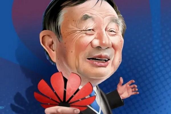 """Nhậm Chính Phi: Huawei không cần phải """"vũ khí hóa"""" bằng sáng chế và áp dụng luật rừng"""