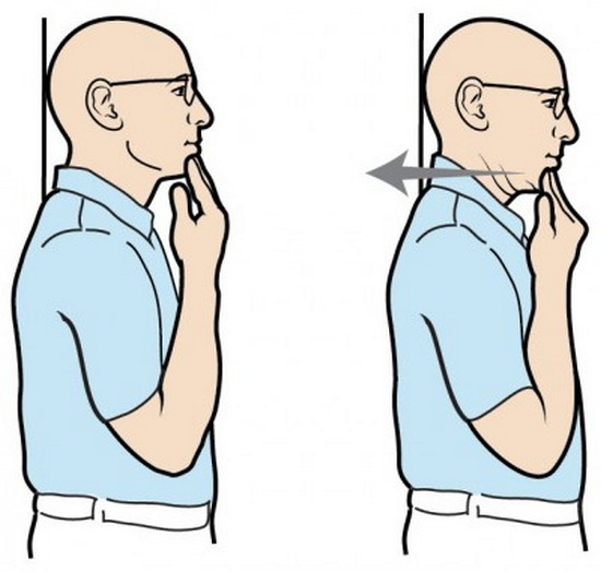 7 động tác đơn giản tự làm để phòng bệnh về cổ do cúi xuống dùng Smartphone - ảnh 3