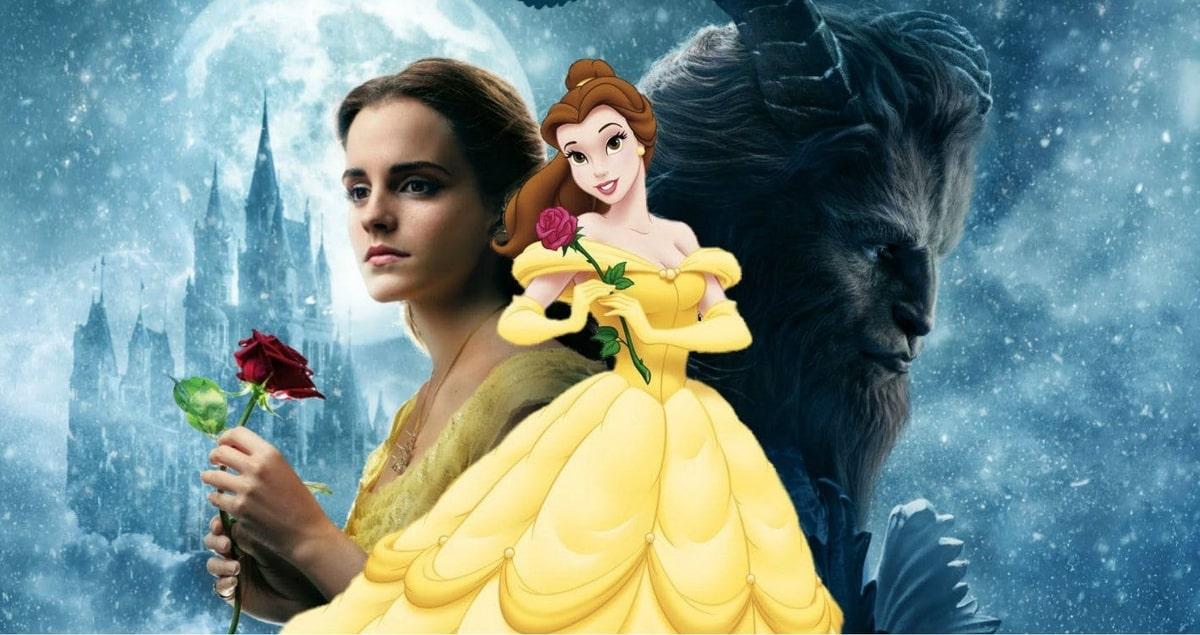 10 thay đổi lớn của Beauty and the Beast bản người đóng so với phim hoạt hình gốc