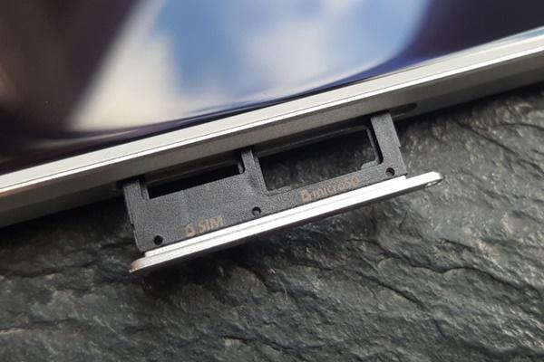 Galaxy Note10 có thể không sở hữu khe cắm thẻ microSD