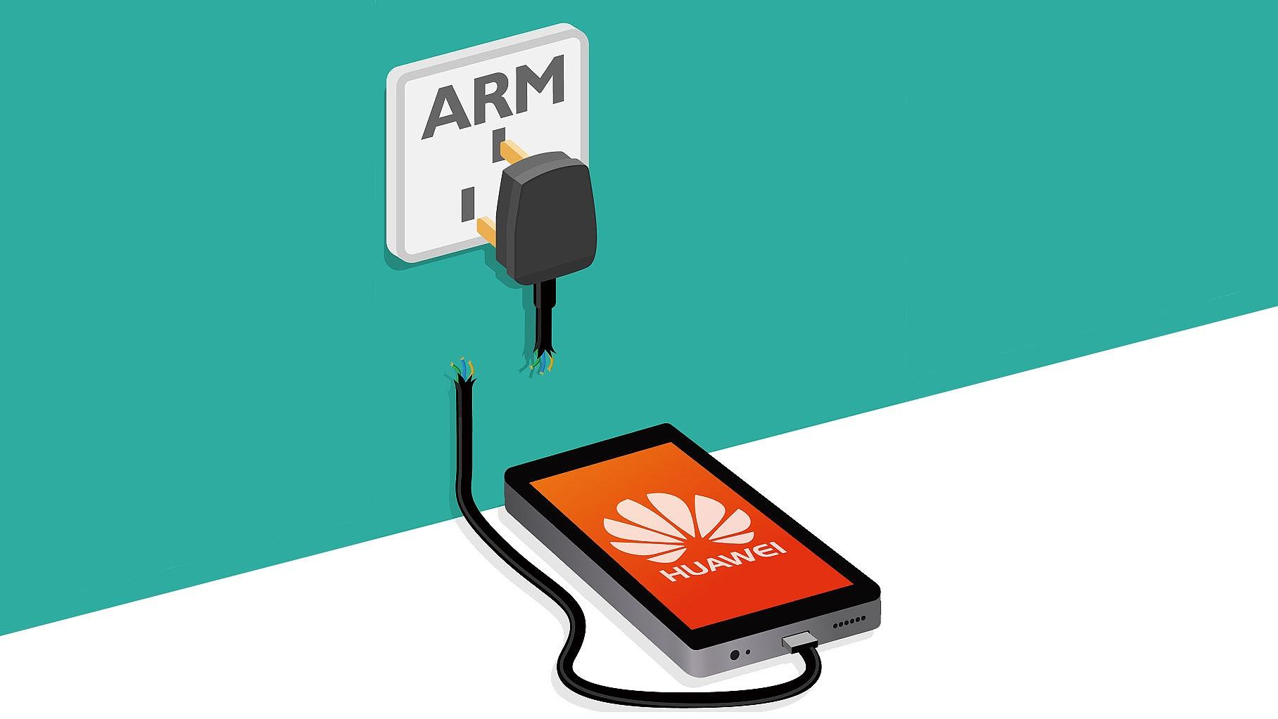 """Chủ tịch SoftBank xác nhận ARM vẫn chưa """"dứt tình"""" với Huawei"""