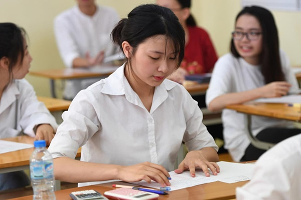 Đáp án tham khảo mã đề 120 môn Toán thi THPT quốc gia 2019