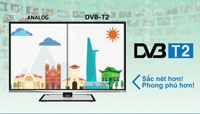 Ngừng phát truyền hình analog tại 11 tỉnh từ 1-7