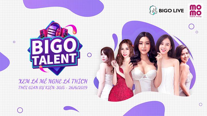 Sức hút không thể cưỡng lại từ những idol xinh đẹp, tài năng tại Bigo Talent 2019
