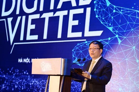 Đẩy mạnh chuyển dịch số, Viettel ra mắt Tổng công ty Dịch vụ số