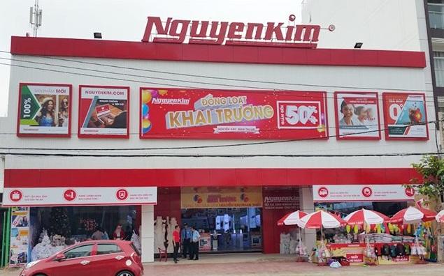 Nguyễn Kim bắt đầu cho thu đổi TV Asanzo