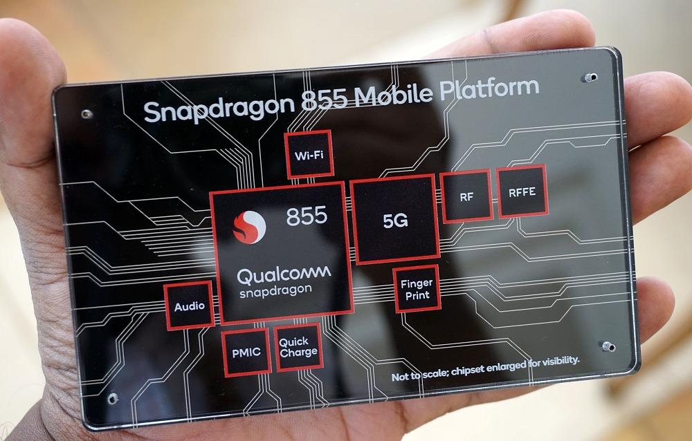 Snapdragon 855 là SoC di động đầu tiên đạt chứng nhận bảo mật tương đương thẻ thông minh, hứa hẹn đẩy mạnh điện thoại có eSIM