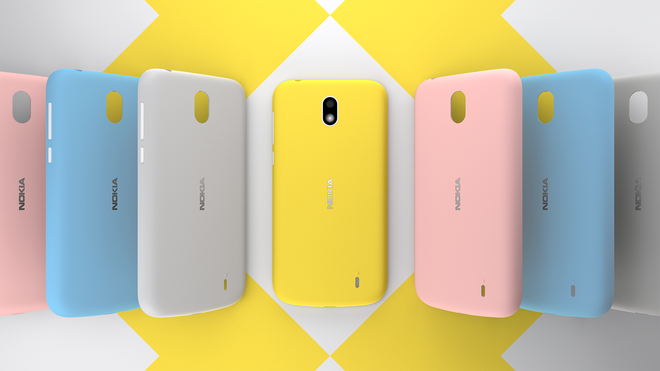 Smartphone 1,5 triệu đồng Nokia 1 cũng được lên Android 9 Pie