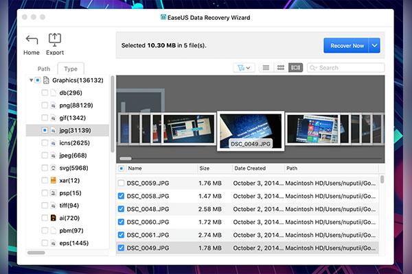 EaseUS Data Recovery Wizard: công cụ khôi phục dữ liệu hiệu quả cho máy tính