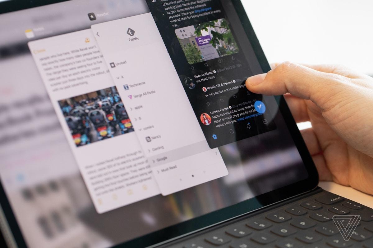 """""""Cận cảnh"""" iPadOS beta preview: Xứng đáng được """"tách"""" ra khỏi gia đình iOS (phần 1)"""