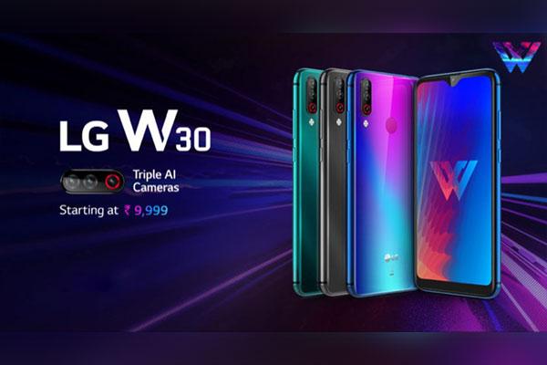"""LG ra mắt dòng giá rẻ W series tại Ấn Độ, hứa hẹn cạnh tranh """"sòng phẳng"""" với Xiaomi"""