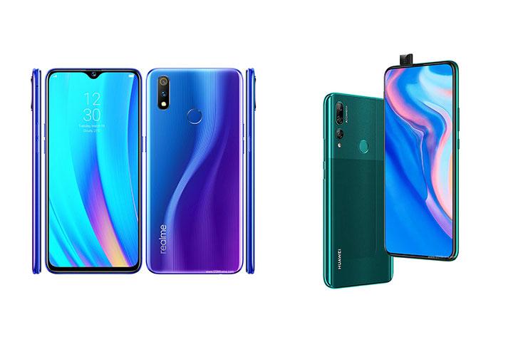 Cùng mới bán giá 6,5 triệu đồng, chọn Realme 3 Pro hay Huawei Y9 Prime 2019?