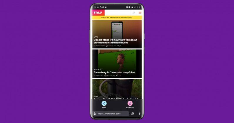 Bạn đã có thể thử nghiệm trình duyệt mới của Mozilla dành cho Android, nhanh và bảo mật hơn
