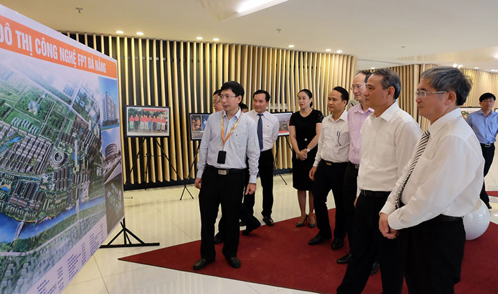 FPT sắp đầu tư vài nghìn tỷ vào Đà Nẵng, đặt mục tiêu có 10.000 kỹ sư phần mềm