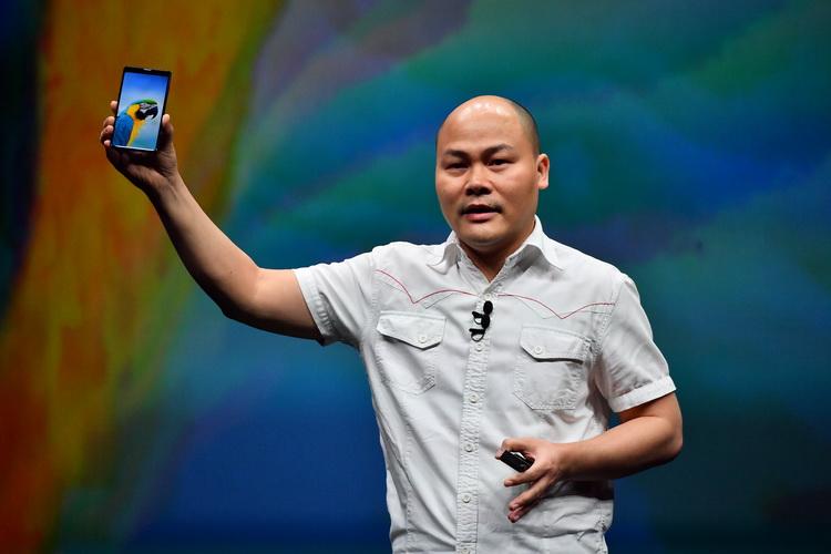 Thời báo Myanmar: Tập đoàn công nghệ của Việt Nam, Bkav ra mắt smartphone tại Myanmar