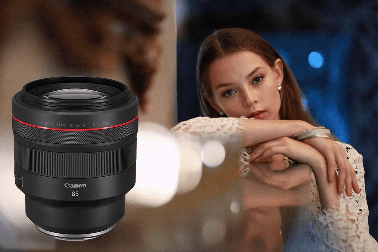 Canon bán ra ống kính chuyên trị chân dung cho mirrorless fullframe RF85mm f/1.2L USM tại VN với giá 68 triệu đồng