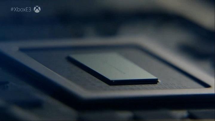 Con chip được sử dụng trong Project Scarlett, Xbox thế hệ tiếp theo của Microsoft