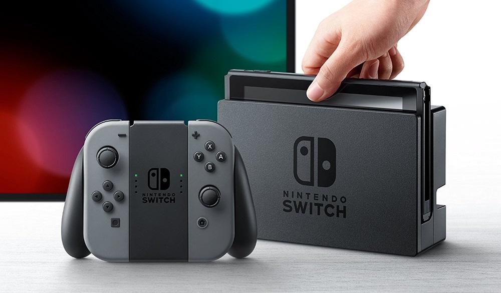 Kết quả hình ảnh cho Nintendo Switch