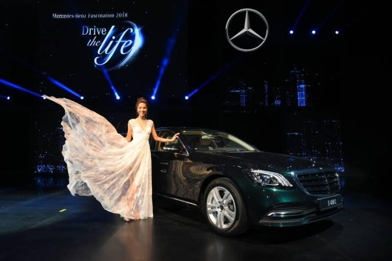 Mercedes-Benz Fascination 2019 sắp diễn ra với rất nhiều bất ngờ