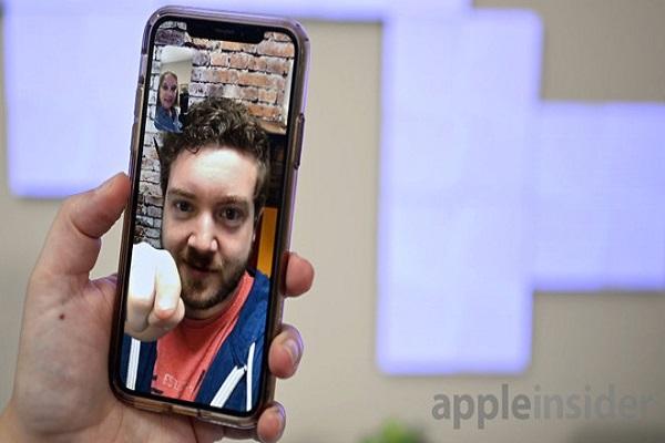 Facetime trên iOS 13 beta 3: Đỉnh cao đột phá công nghệ?
