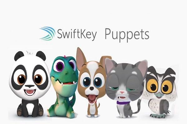 Microsoft ra mắt ứng dụng cạnh tranh với Animoji: SwiftKey Puppets