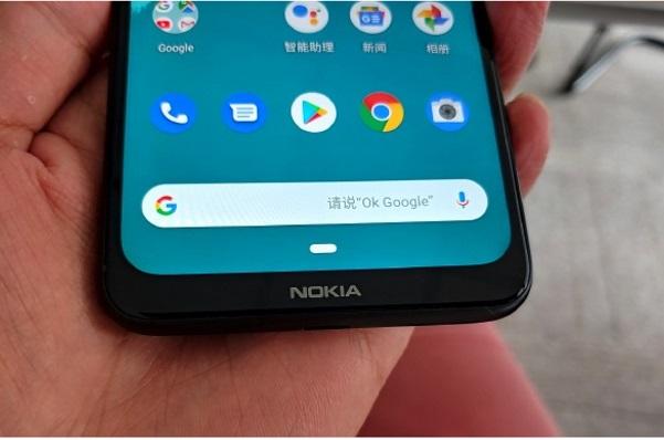 Lộ diện ảnh thực tế smartphone camera 48MP của Nokia: cụm camera tròn rất dị