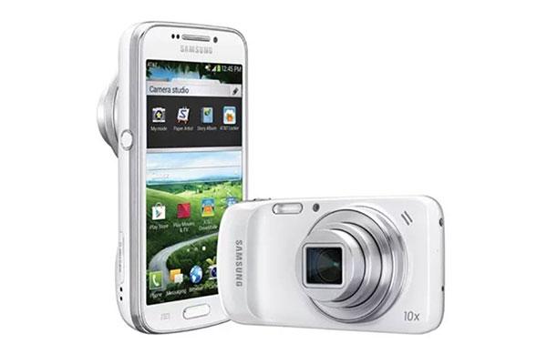 """Samsung từng có """"cameraphone"""" zoom quang đến 10X, bạn còn nhớ hay đã quên?"""