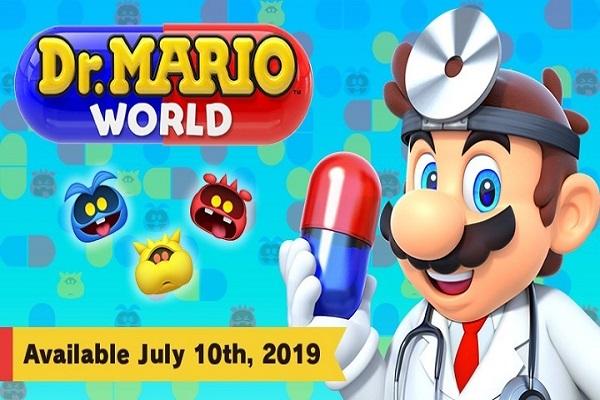 Game giải đố kinh điển Dr. Mario World trở lại trên nền tảng di động có gì mới?