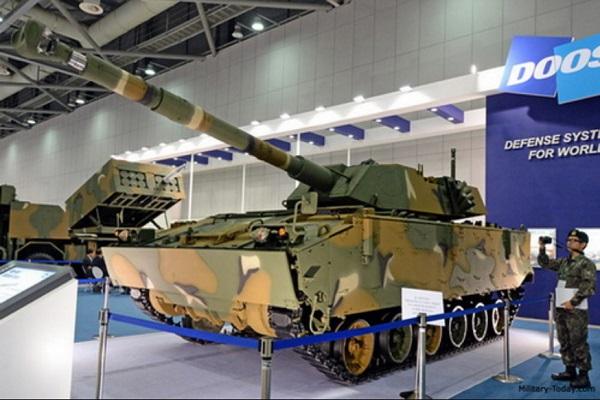 K21-105 Hàn Quốc có thể thay thế xe tăng hạng nhẹ PT-76 trong Quân đội Việt Nam?