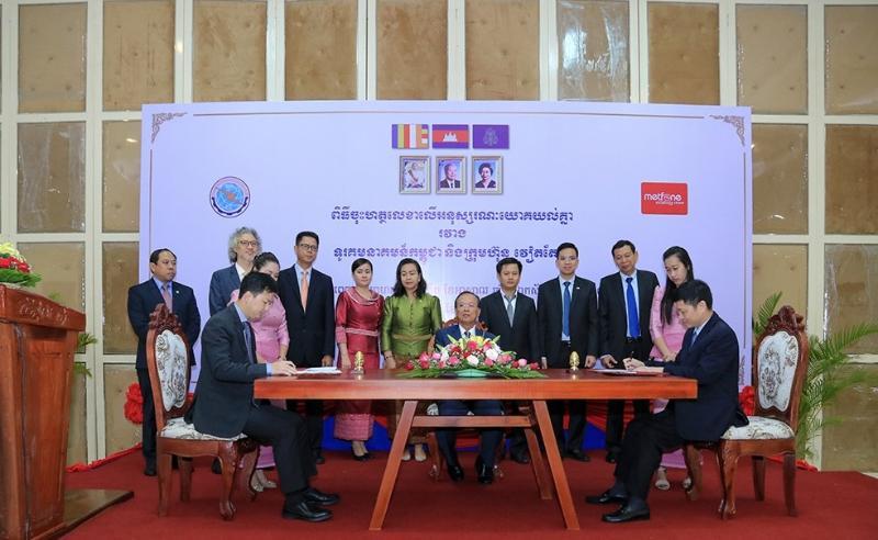 Viettel triển khai thử nghiệm 5G tại Campuchia