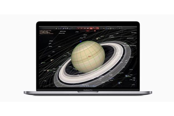 Apple nâng cấp MacBook Pro giá rẻ với CPU đời mới, Touch Bar và Touch ID