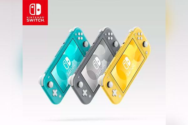 Nintendo ra mắt Switch Lite: bản rút gọn của Switch, màn hình nhỏ hơn, giá 199 USD