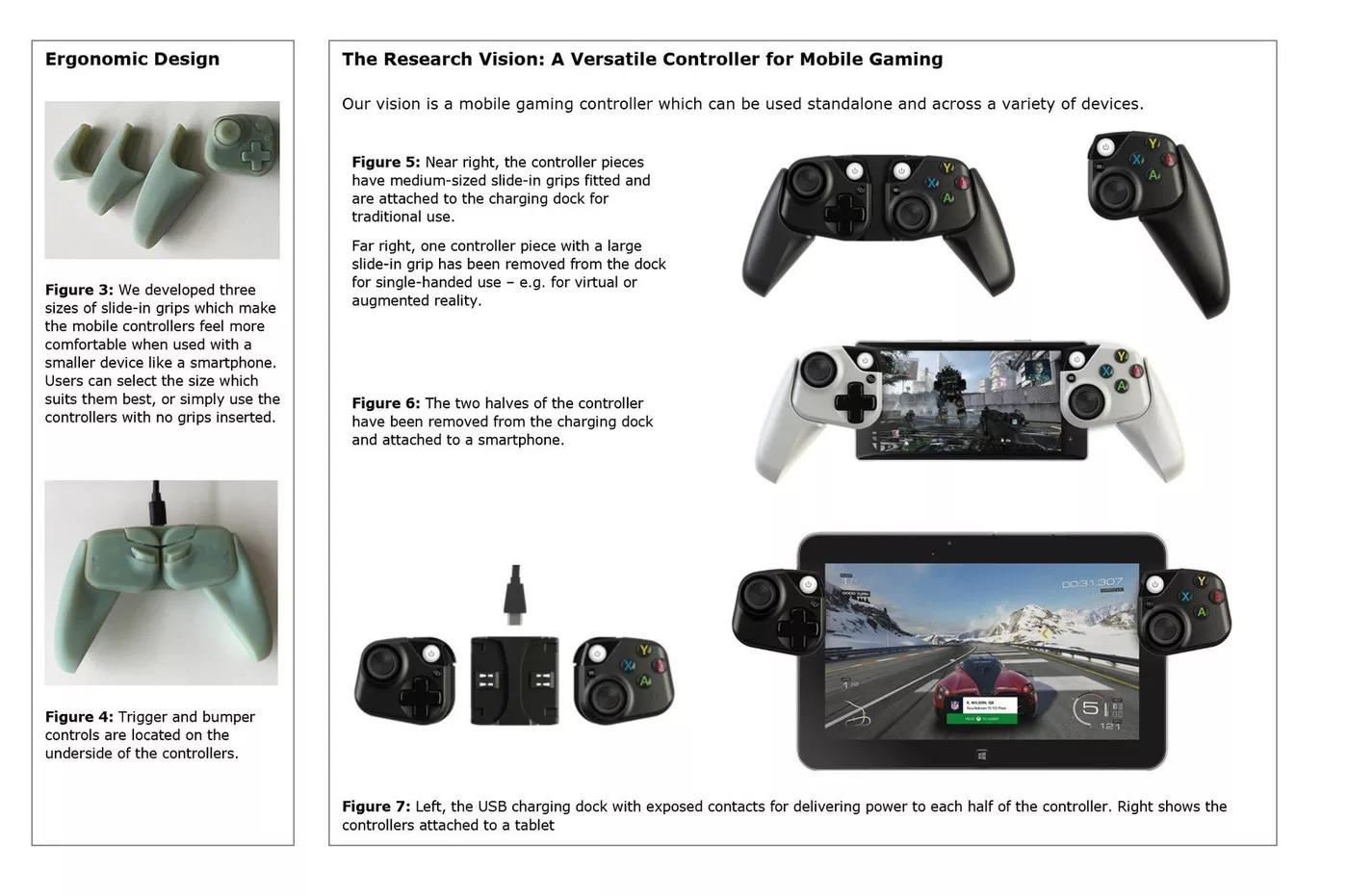 Microsoft thử nghiệm prototype tay cầm Xbox cho điện thoại, hướng đến xCloud