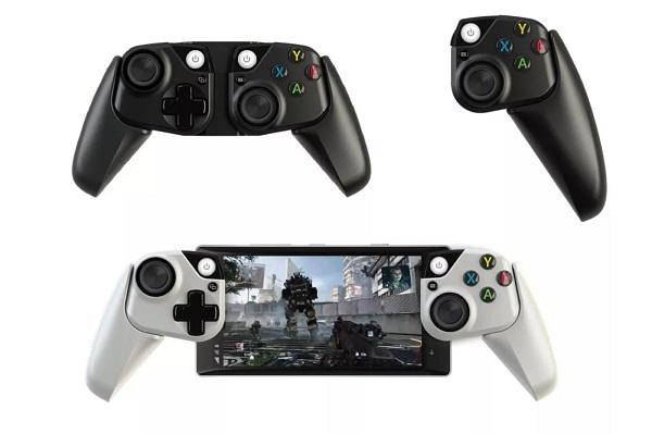 Microsoft thử nghiệm nguyên mẫu tay cầm Xbox cho điện thoại, hướng đến xCloud