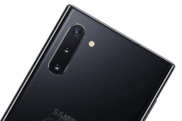 """Samsung """"nhá hàng"""" hình ảnh Galaxy Note 10 chính thức"""