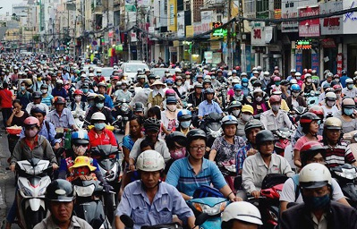 Dân số Việt Nam 2019 hơn 96 triệu người