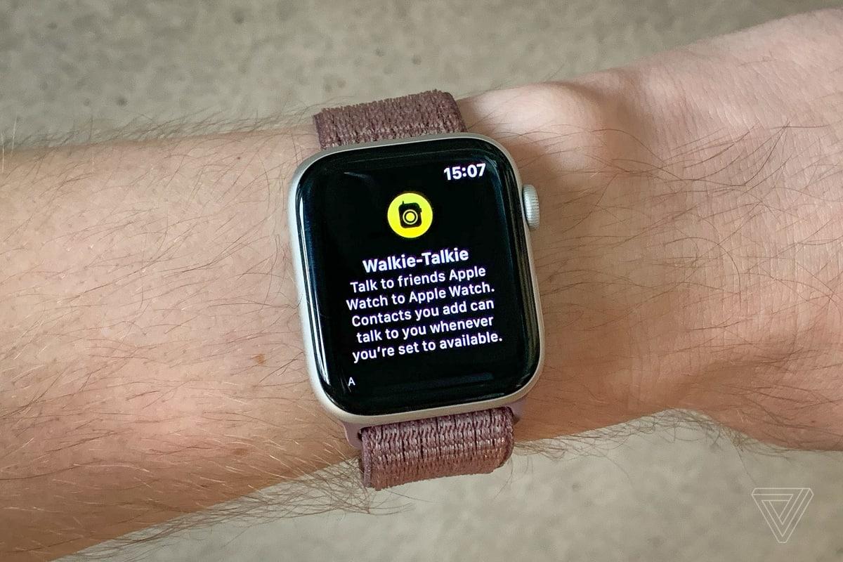Apple vô hiệu hoá tính năng Walkie-Talkie trên Apple Watch do chứa lỗ hổng cho phép kẻ gian nghe lén
