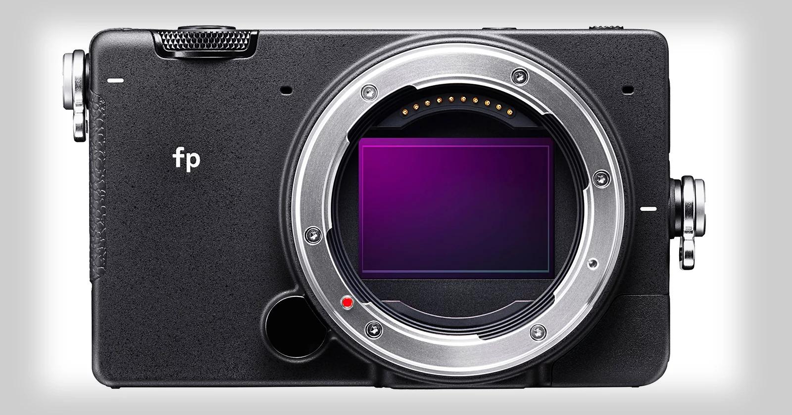 Sigma ra mắt chiếc máy ảnh mirrorless Full Frame nhỏ gọn nhất thế giới