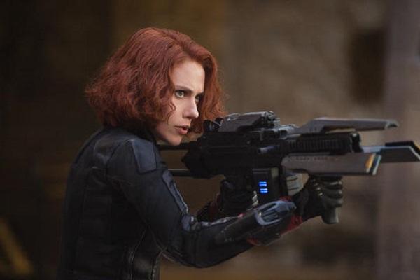 Black Widow lẽ ra đã ra mắt trước cả Iron Man