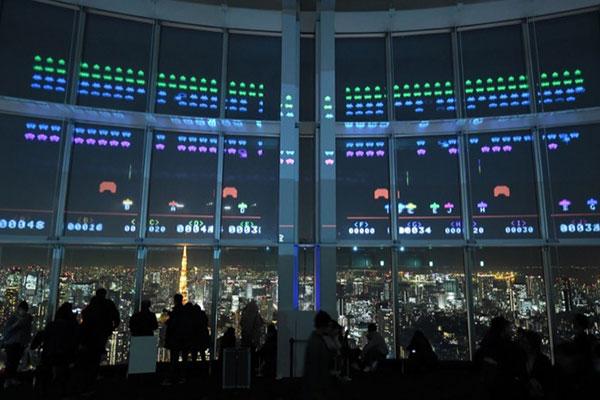 Hollywood sản xuất 'Space Invaders' phiên bản điện ảnh